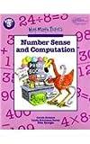 Number Sense and Computation, Carol Greenes, 0769000169