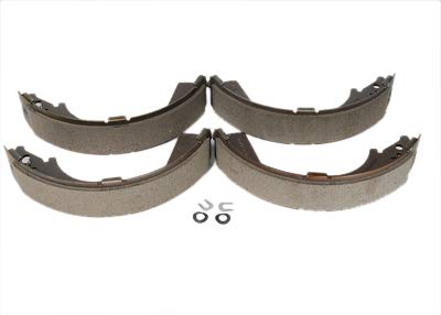 ACDelco 171-1019 GM Original Equipment Rear Drum Brake Shoe