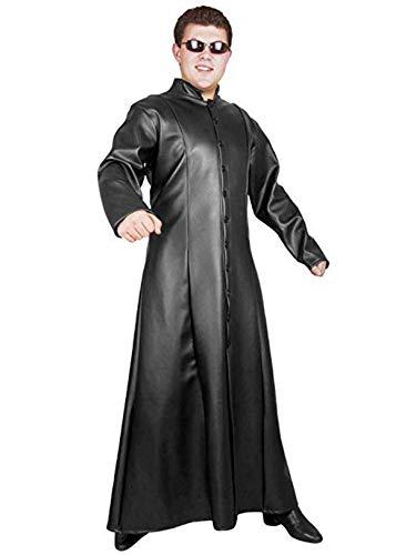 with The Matrix Costumes design