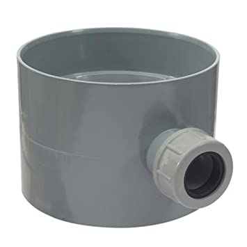 """4/"""" 100mm PLASTIC CIRCULAR ROUND DUCTING Kitchen Bathroom Toilet Heat Recovery"""