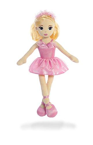 Aurora World Ballerina Doll Emma Plush - Aurora Ballerina