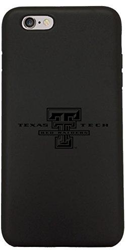 Texas Tech Design on Black iPhone 6 / 6s Guardian Case