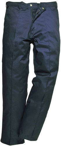 """Portwest 2885GGT38 - Pantaloni da lavoro """"Preston"""", colore grigio"""