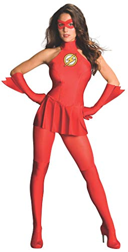 Secret Wishes  The Flash Costume, Red, Small -