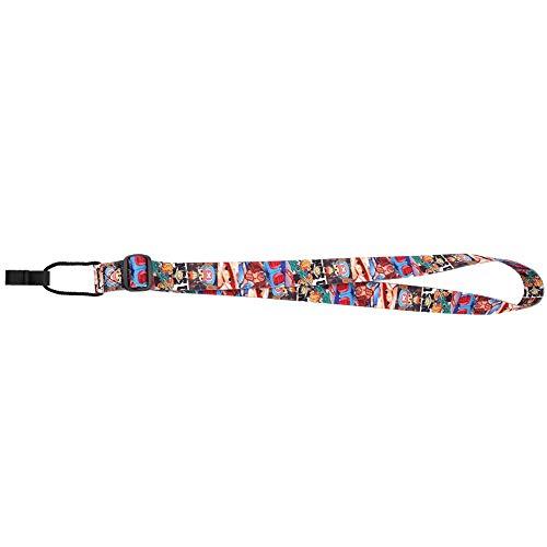Ukulele Strap Belt Ukulele Strap, Adjustable Soft Cotton Ukulele Strap Shoulder Strap Instrument Accessories