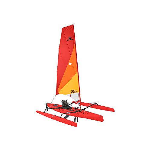 - Hobie Mirage Adventure Island Kayak Red Hibiscus