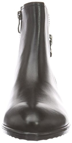 Caprice 25324, Botines para Mujer Negro (BLACK 001)