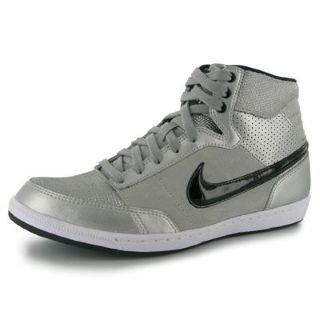 60d009f18388 Amazon.com   Nike Trainers Womens Double Team Lt Hi Grey 7, 5 US   Shoes
