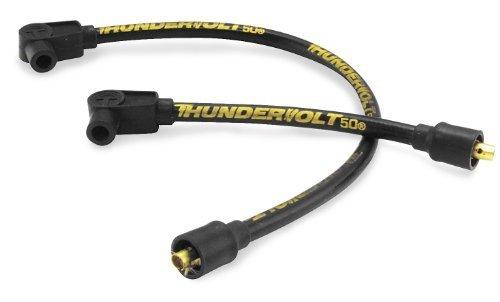Sumax Thundervolt 10.4mm Black Spark Plug Wires 50031 by Sumax (Image #1)