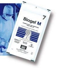 4067864 PT# 30580- Glove Surgical PF Latex Size 8 Sterile Bisque Biogel-M 50Pr/Bx by, Molnlycke Healthcare (Regent) -4067864