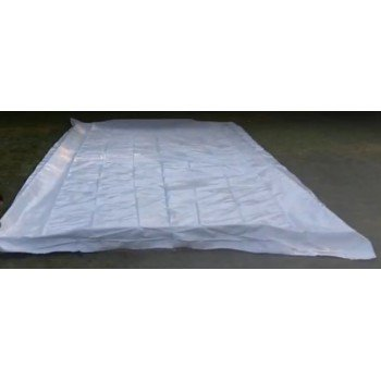 Iron Sleek 35' X 55' 6 Mil 3 Ply Liner Backyard Ice Rink Liner