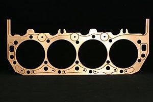 SCE Gaskets (S13626) 4.630'' x .062'' Copper Head Gasket for Big Block Chevy ISC Titan Engine