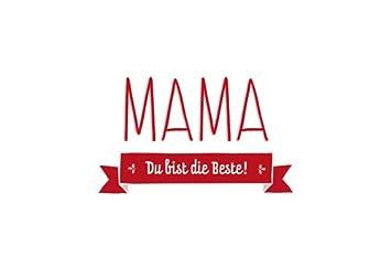 Postkarte A6 Lustig Von Modern Times Mama Du Bist Die Beste