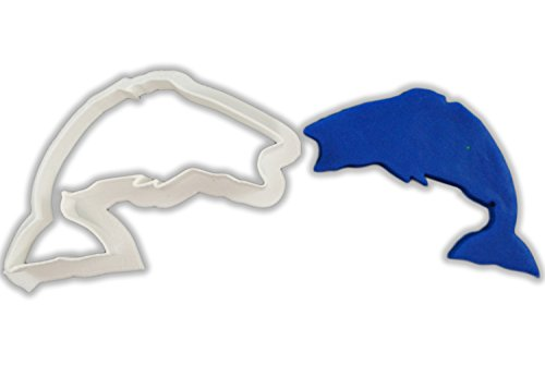 Large fish cookie cutterfish bone cookie cutter fish for Fish shaped cookie cutters