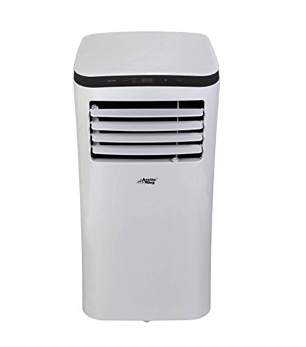Arctic King Portable Air Conditioner WPPH-08CR5 8,000 Btu Remote Control White by Arctic King
