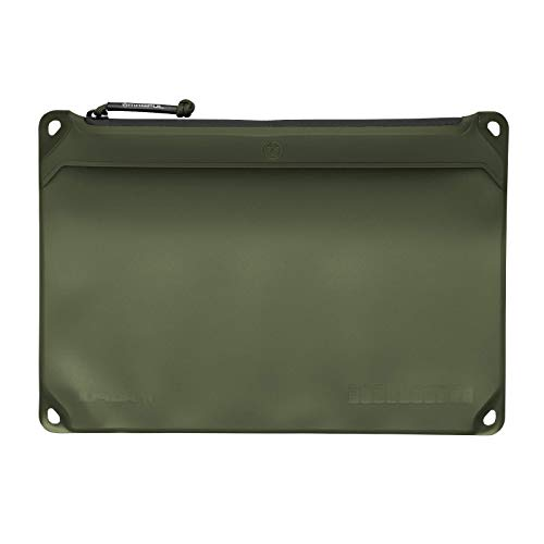 - Magpul DAKA Window Pouch Zippered Tactical Range Tool and Gear Bag, Olive Drab Green, Large