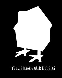 Thunder & Writing (Baba Yaga House Book 1)