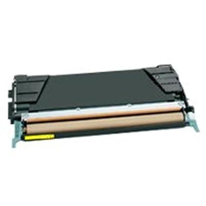 Toner Compatible C746, C748 AMARILLO - Reprint - Lexmark Impresora ...