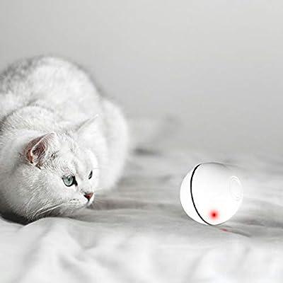 Keepbest - Bola de Movimiento LED con Carga USB automática para ...