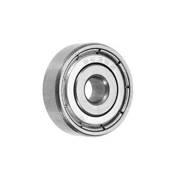 5x19x6mm 635Z Stainless Steel Deep Groove Bearing for Fidget Spinner- Machinery Parts Ball Bearing