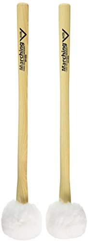 Vater Percussion Marching Bass Drum Mallet Mv-B3 (Mallet Puff)