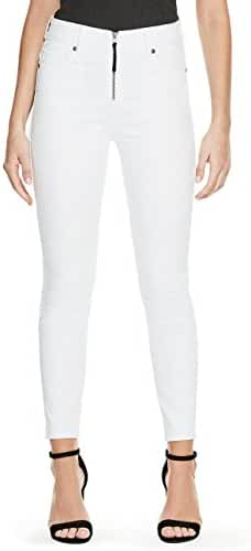 G by GUESS Women's Whendy Ankle Skinny Jeans