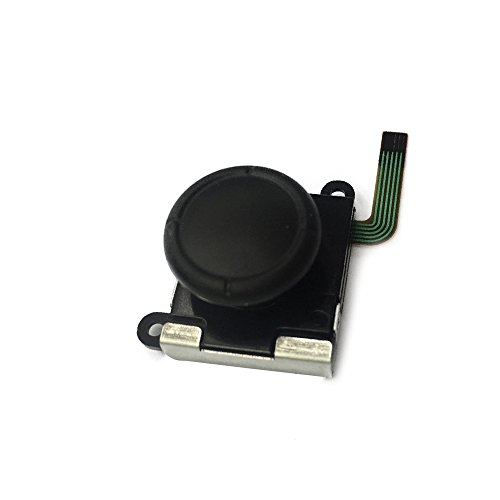 RGEEK 3D Analog Joystick Thumb Sticks Replacements for Nintend Switch Joy Con Controller, Replacement Left and Right Analog Controller Joystick ()