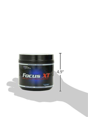Serious Nutrition Solution Focus XT, Blue Raspberry