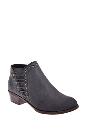 Side Lace Boot - 9