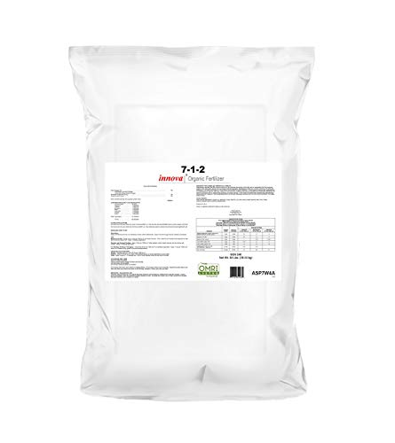 Soil Organic Fertilizers (The Andersons 7-1-2 Innova Organic Fertilizer (40lbs))