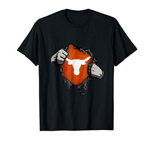 Texas T Shirt Men Women Youth Sports Fan Football Gear Kids ()