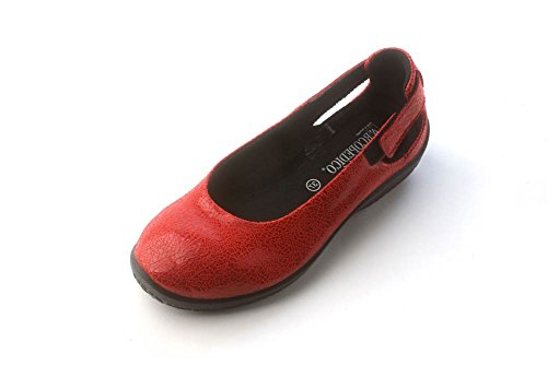 Arcopedico Mujeres L58 Red Crackle