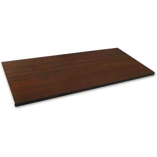 LLR69923 - Lorell Espresso Laminate Lateral File Top by Lorell