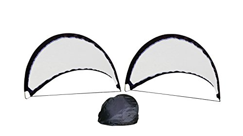 Soccer Goal Set of 2 - Abiprod Soccer Goal Nets with Soccer Bag by Abiprod