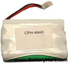 Replacement Battery For 1X3AAA/X CONNECTOR - NiMH 3.6V 700mAh BKBU 193001