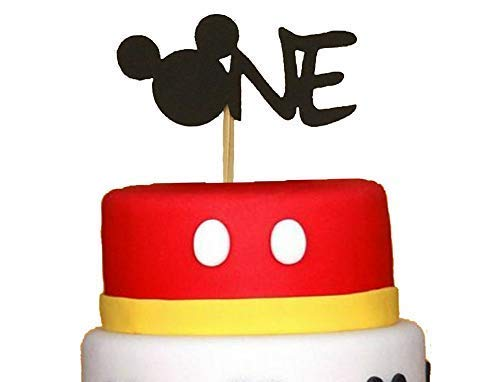 Image Unavailable Not Available For Color Mickey Mouse Inspired Birthday Cake