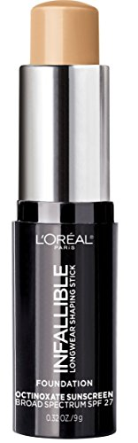 How to find the best loreal infallible foundation stick 406 for 2019?