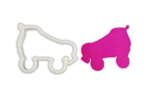 Rollerskates Cookie Cutter - LARGE - 4