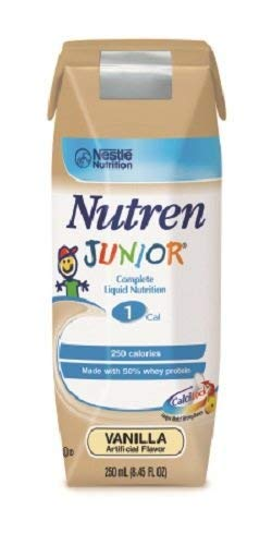 NUTREN JUNIOR Vanilla Brikpaks 24 x 250 mL Case