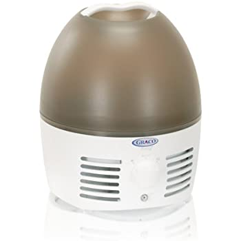 Amazon Com Graco 1 5 Gallon Cool Mist Humidifier Baby