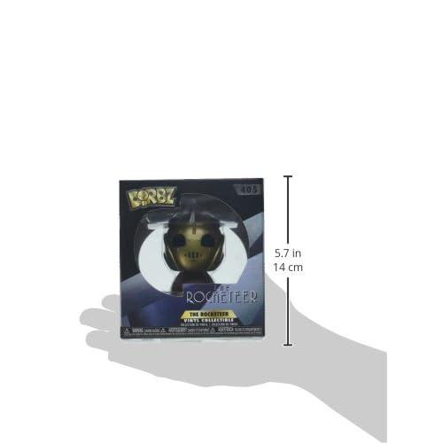 Funko Dorbz Rocketeer (Styles May Vary) Collectible Vinyl Figure