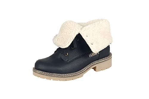 Y1421 Rieker femme Combination Black Boots Y1421 01 01 rqq6wY4a