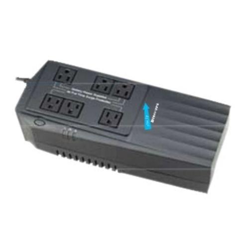 DIRECT UPS XP600 600VA UPS LINE,INTERACTIVE,3 OUTLET.3 SURGE