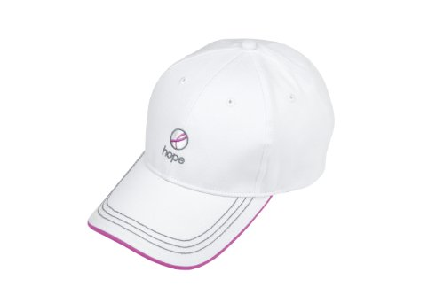 (Wilson Hope Cap, White)