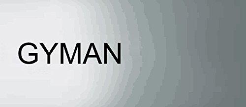 GYMAN Multi-Angle Measuring Ruler Angle Izer Template Tool for Handyman Builders Craftsman DIY-ER by GYMAN (Image #9)