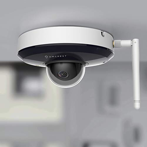 Amcrest ProHD 1080P PTZ WiFi Camera, 2MP Outdoor Vandal Dome IP Camera (3X Optical Zoom) IK08 Vandal-Proof, IP66 Weatherproof, Dual Band 5ghz/2.4ghz, 2019 Updated Firmware, Pan/Tilt IP2M-866W (White) by Amcrest (Image #5)