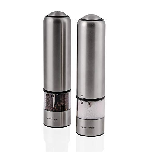 salt and pepper set silver - 2