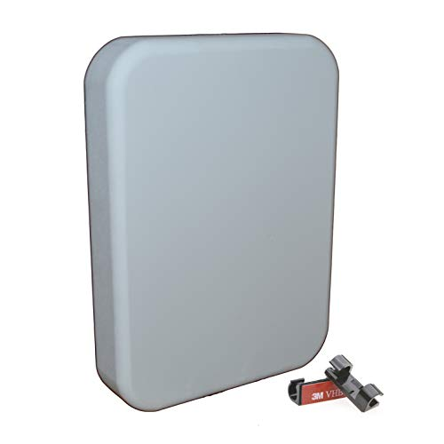 - Stern Pad Jumbo White - Screwless Transducer/Acc. Mounting Kit (for Large 3D Scan Transducers)