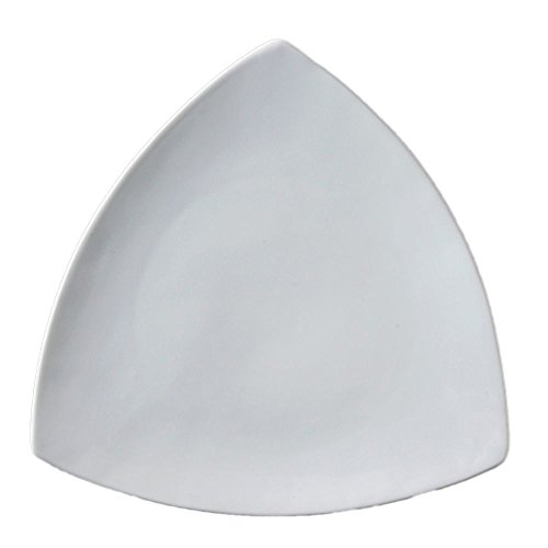 Cs White Undecorated Dinnerware - Vertex TAC-7P Signature 7.5