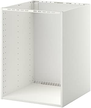 Ikea Metod Meuble Bas Pour Four Encastre Lavabo Blanc Amazon